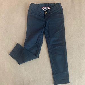 Lands' End uniform navy pants (CHILD)